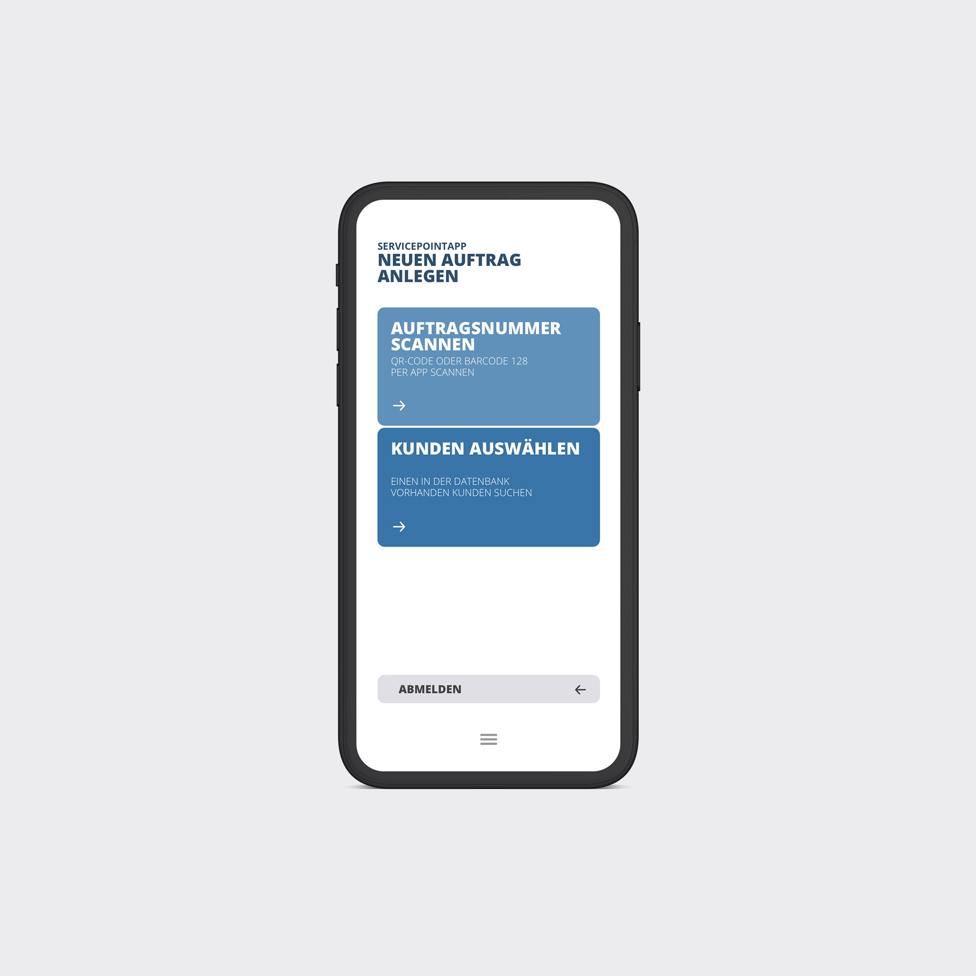 ServicePointApp - C.O.S. Software GmbH