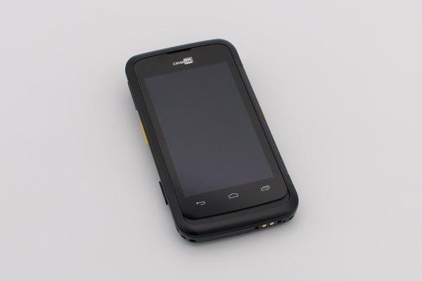 Scanner mit Touchscreen